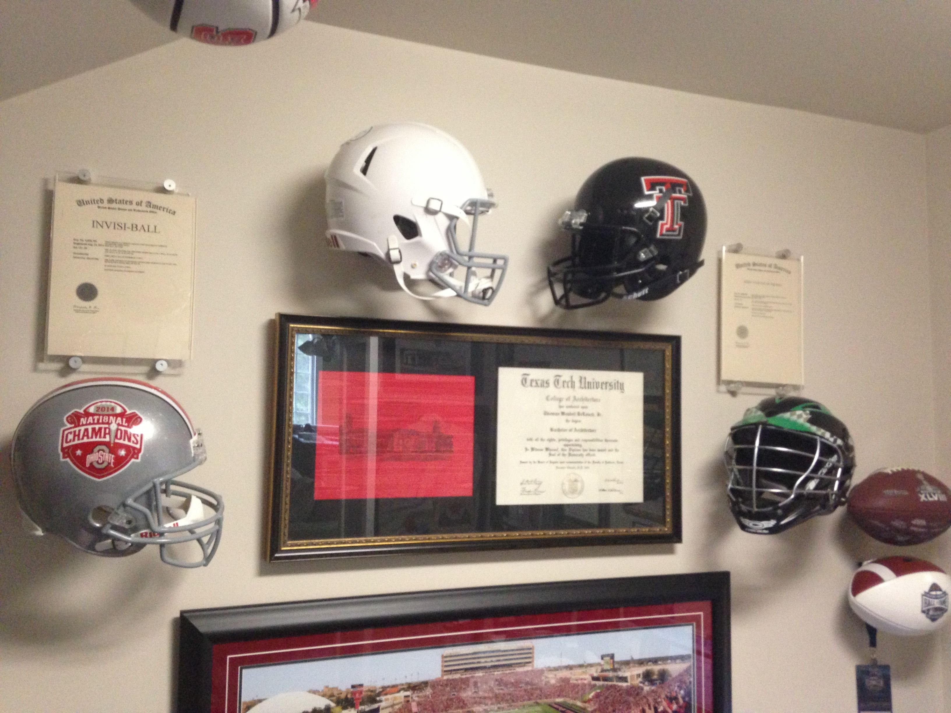 Man Cave Sports Bar Ideas : Man cave sports bar media room or office the invisi ball wall