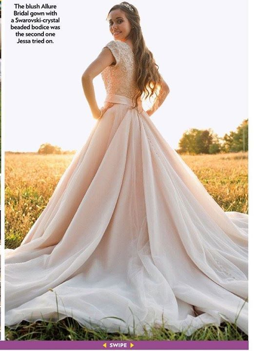 jessa duggar wedding dress wedding dress pinterest