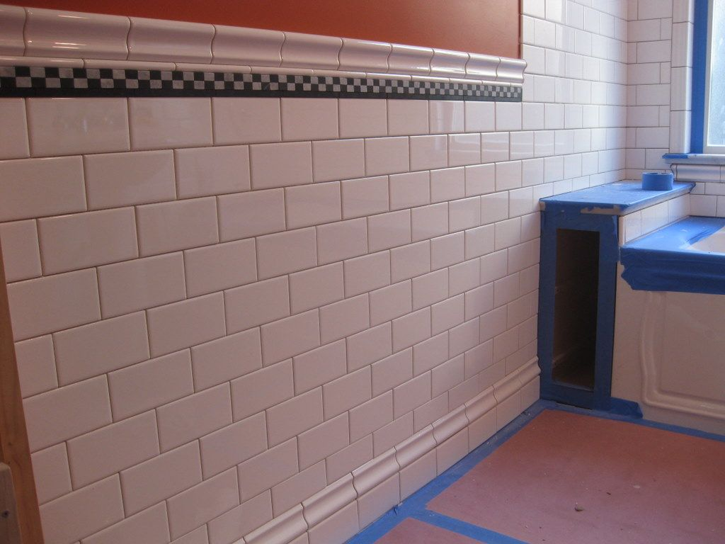 Tile Baseboard Bathroom Remodel Pinterest Baseboards And Tile