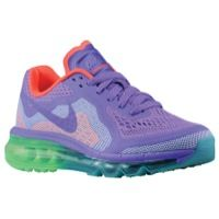 half off 13ea2 bd271 Nike Air Max 2014 - Girls  Grade School - Purple   Light Green