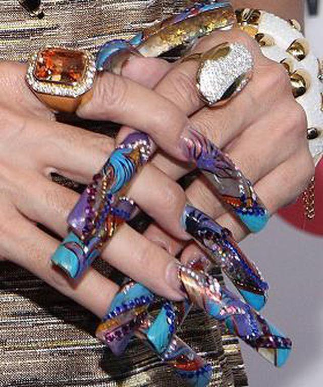 Beauty and Skincare | Nail art photos, Nail photos and Nail nail