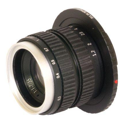 Slr Magic 3517e 35mm F1 7 Lens Slr Binoculars Lens