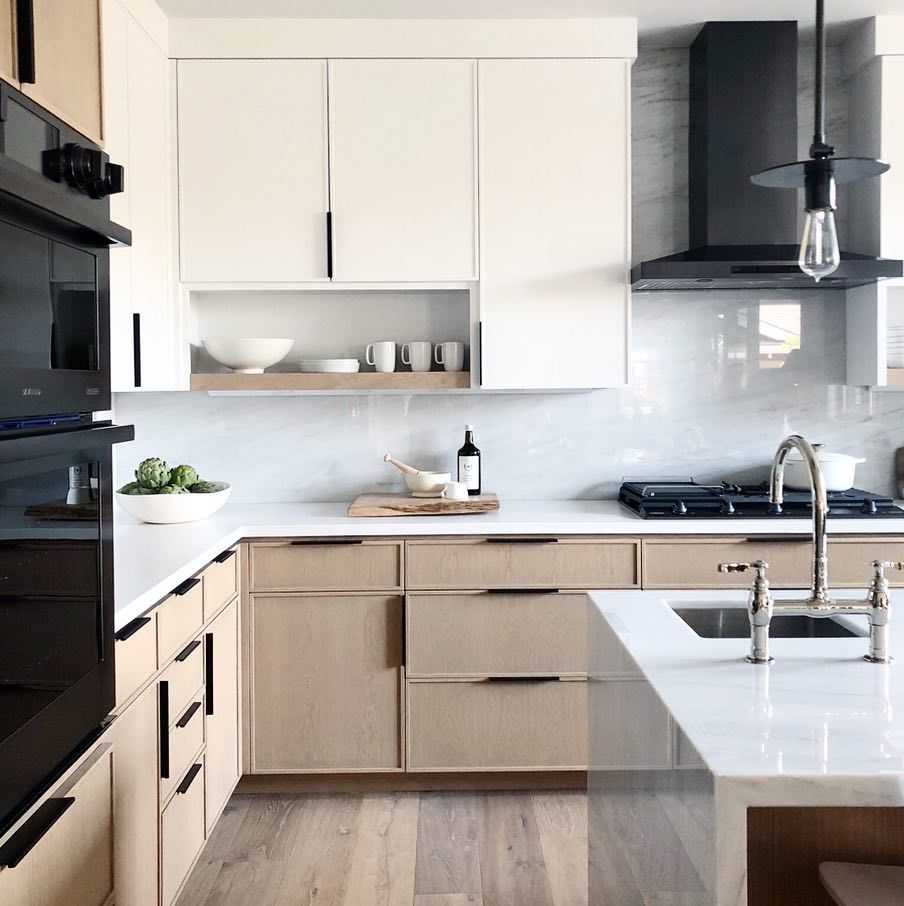 We Talked To Trend Experts To Find 5 Kitchen Trends That Will Be Big In 2019 And 3 Trends Th Kitchen Remodel Layout Contemporary Kitchen Design Modern Kitchen