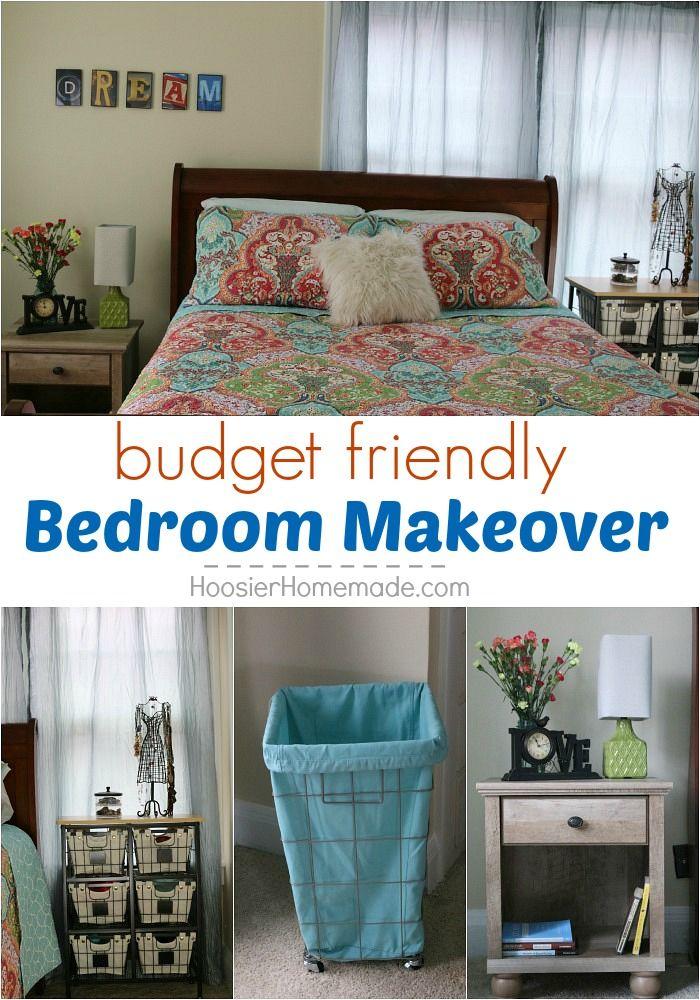 Rustic Bedroom Makeover Part 2