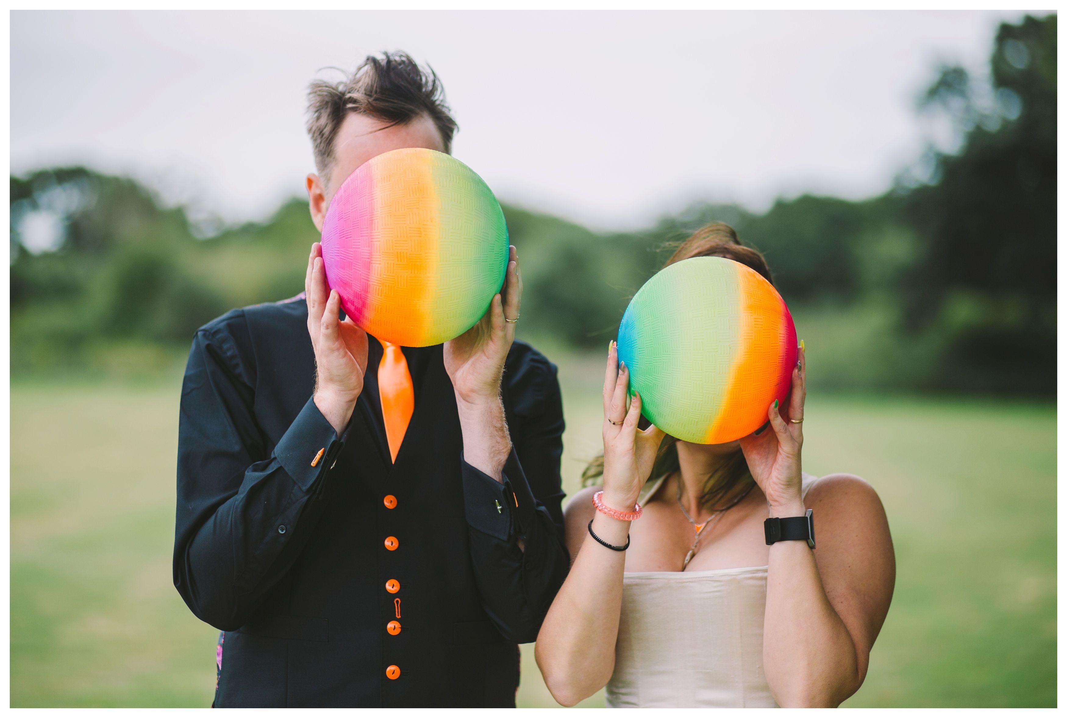 Lex Fleming Photo // Alternative Wedding Photographer London