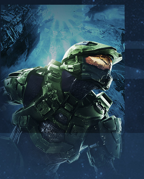 I Am Not Leaving You Here Halo Master Chief Halo 4