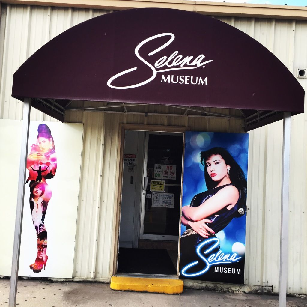 Our Visit to Corpus Christi and The Selena Museum # ...