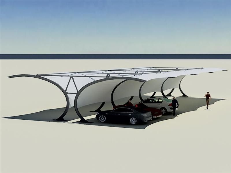 Pin By Tensilestructureindia Com On Car Parking Tensile