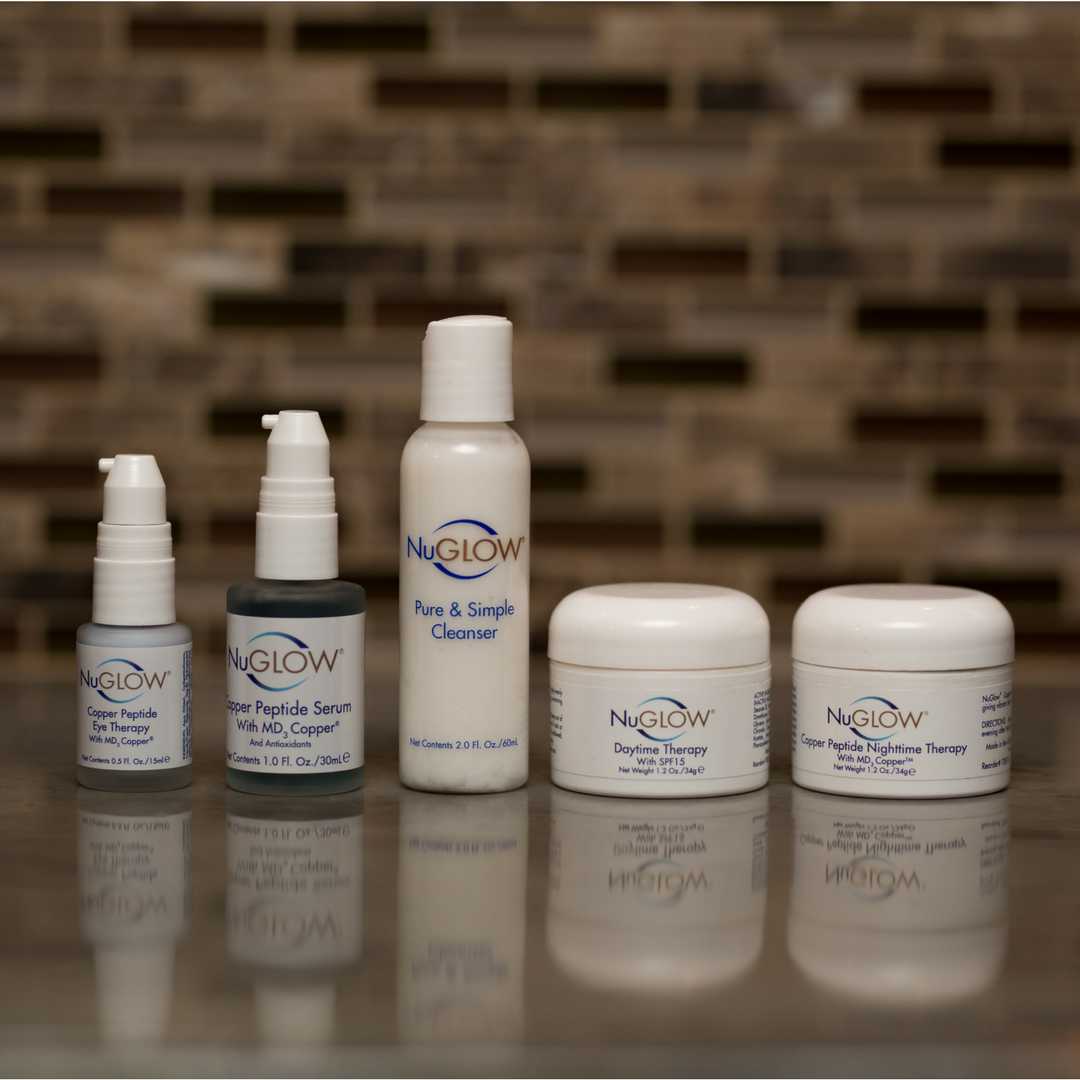 5-Piece Anti-Aging Kit - 60-Day Supply Take 20% Off the 5-Piece Deluxe Anti-Aging Kit with Pure & Simple Cleanser! Use coupon TRYNG17 at checkout. Offer ends tomorrow!