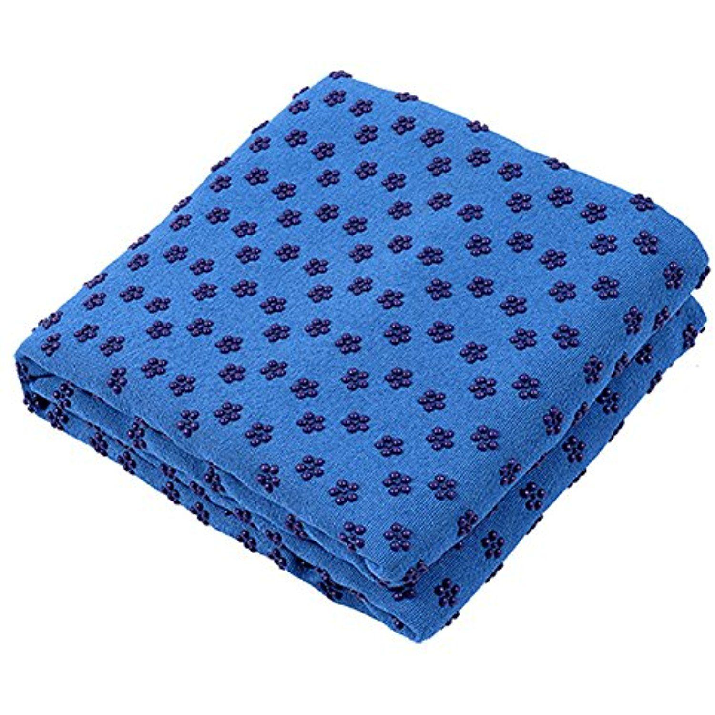 XHSP Environmental Microfiber Antiskid Yoga Towel Yoga Mat Non-slip ...