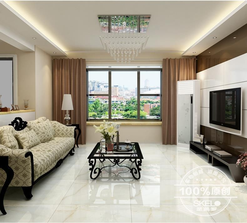 Image Result For White Floor Tiles Living Room Living Room Tiles Living Room Flooring Glass Table Living Room