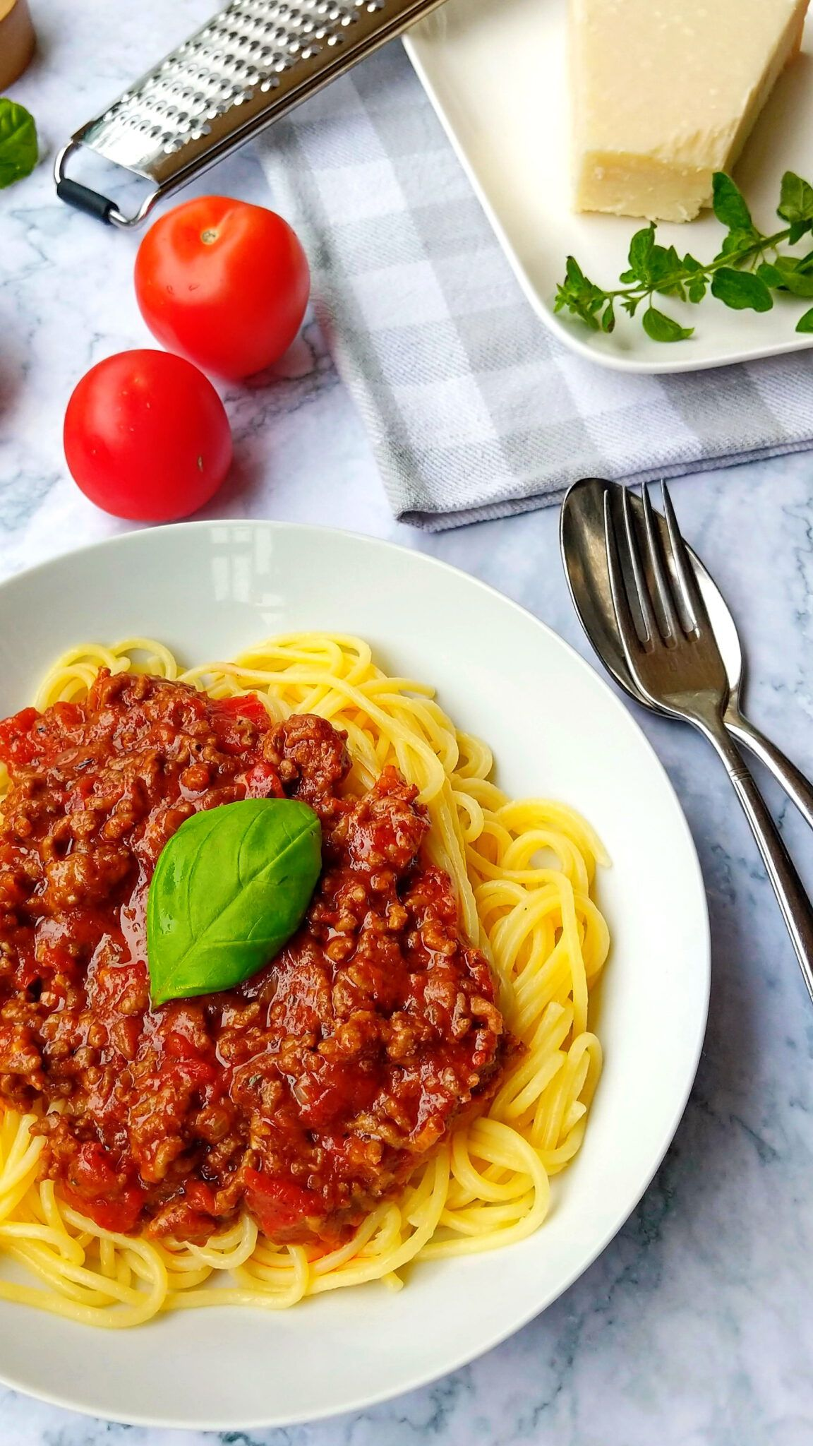 blitz spaghetti bolognese instakoch de rezept in 2020