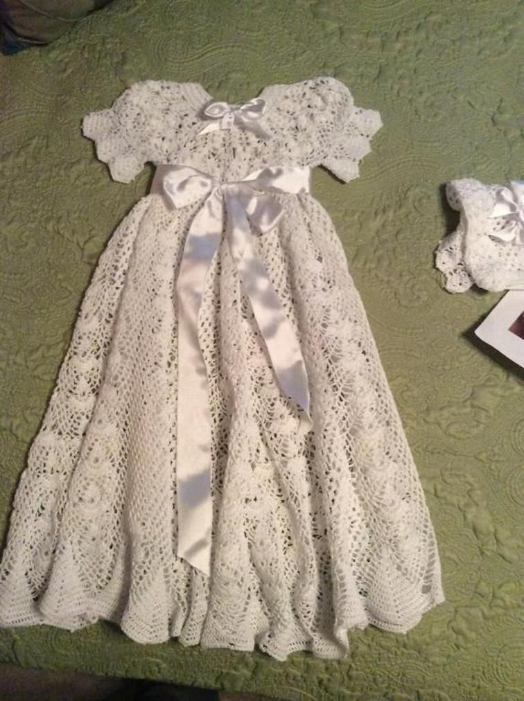 c09166ccd6e2 Heirloom Vintage Style Christening Gown | Christening gowns ...