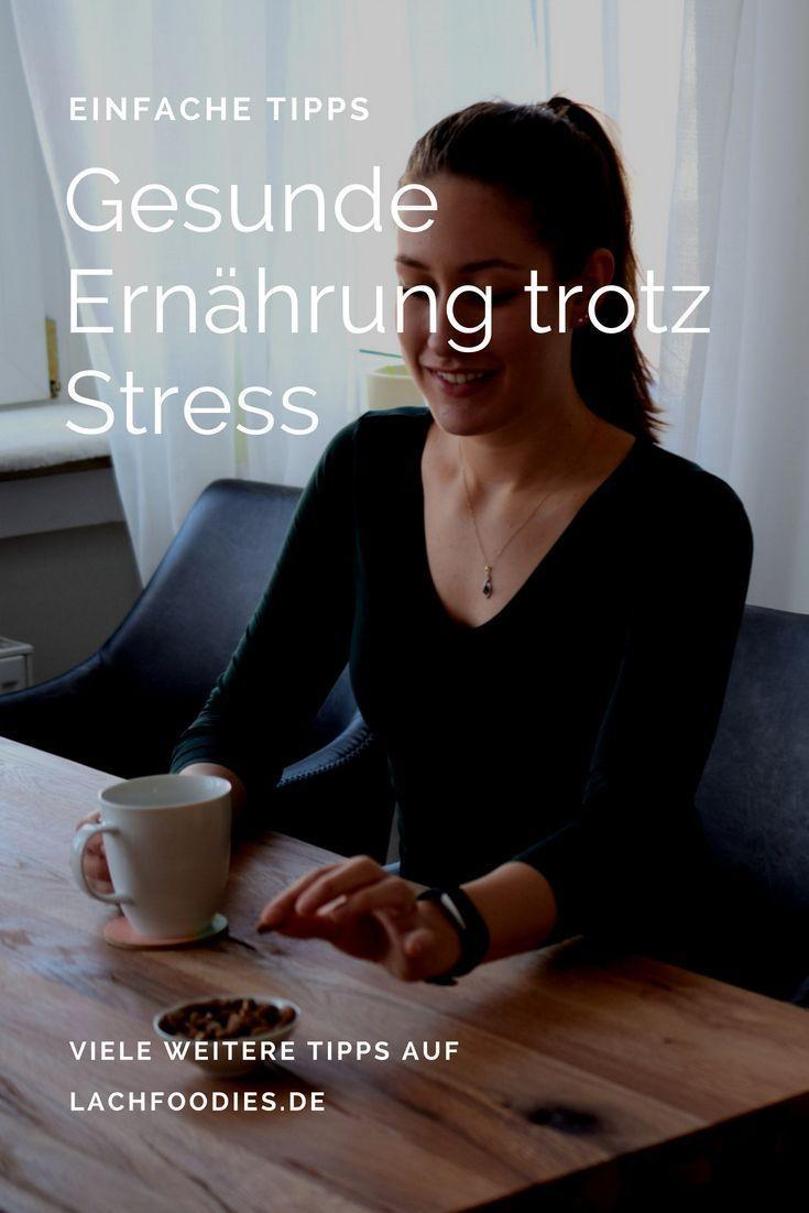 Photo of Gesunde Ernährungsgewohnheiten trotz Stress aufrechterhalten