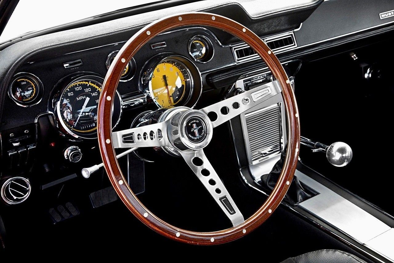 1965-69 Mustang Fastback For Sale