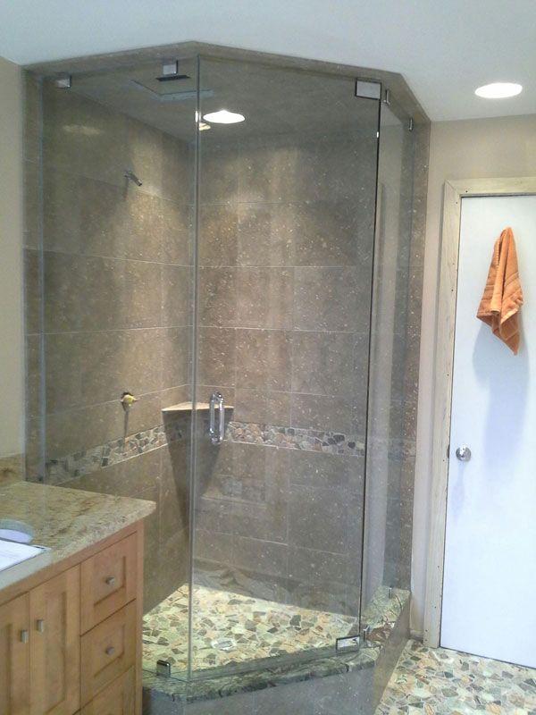 shower gallery  shower doors gallery  glass shower