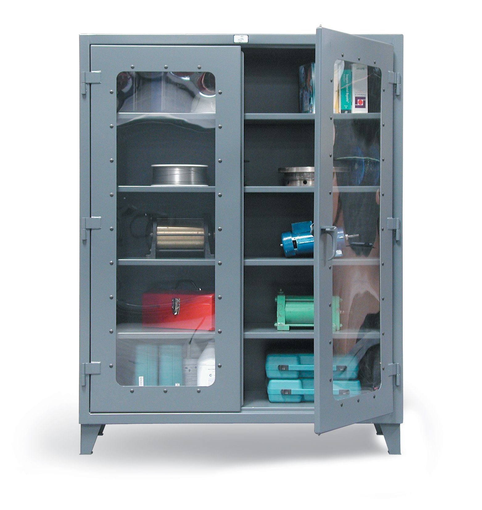 Strong Hold Products Metal Storage Cabinets Steel Storage Cabinets Industrial Storage Cabinets