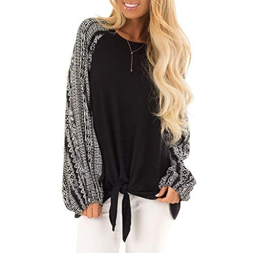 Magliette Donna MEIbax Sottile Pullover Top Tumblr Elegante