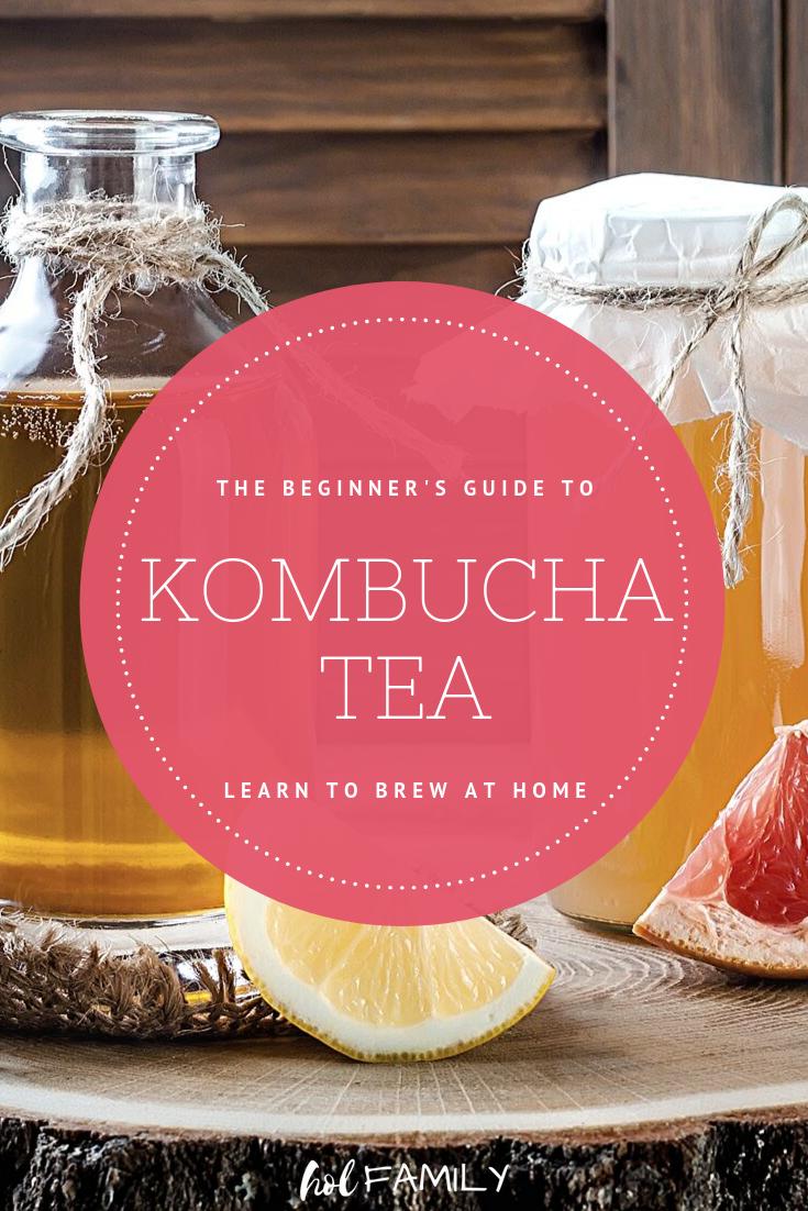 Easy Homemade Kombucha Recipe Kombucha, Kombucha tea