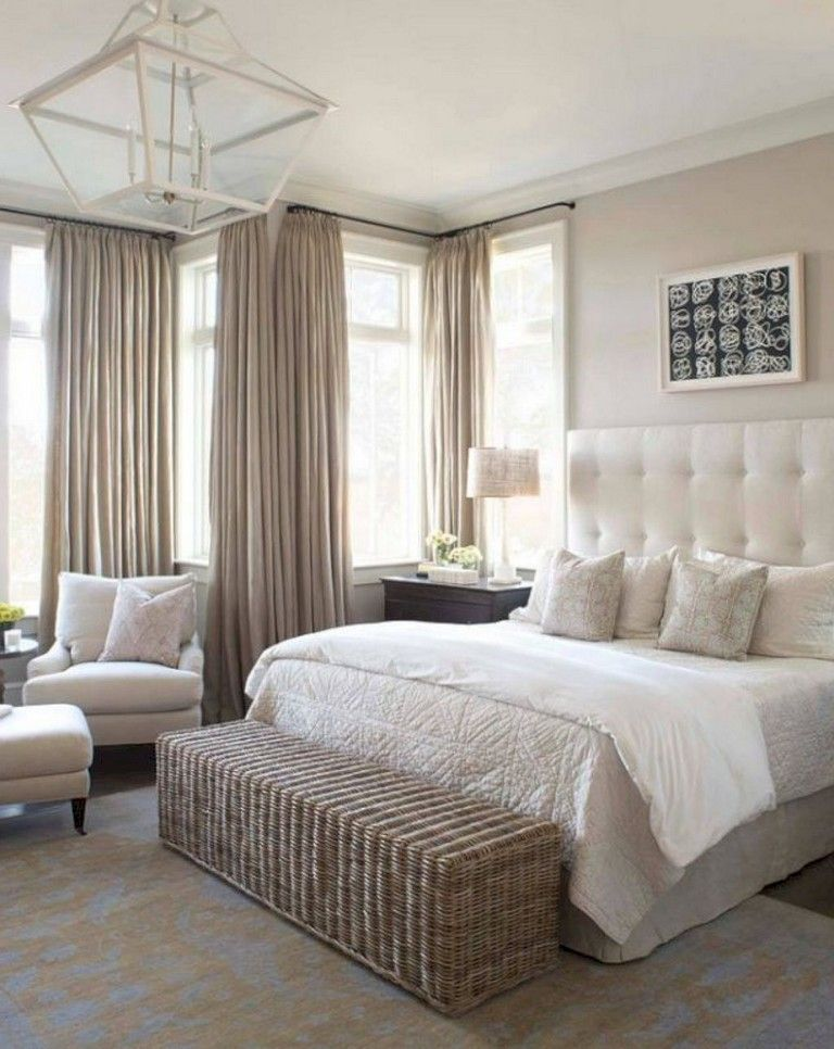 40 Cozy Beautiful Master Bedroom Decorating Ideas Master Bedroom Design Master Bedrooms Decor Home Decor Bedroom