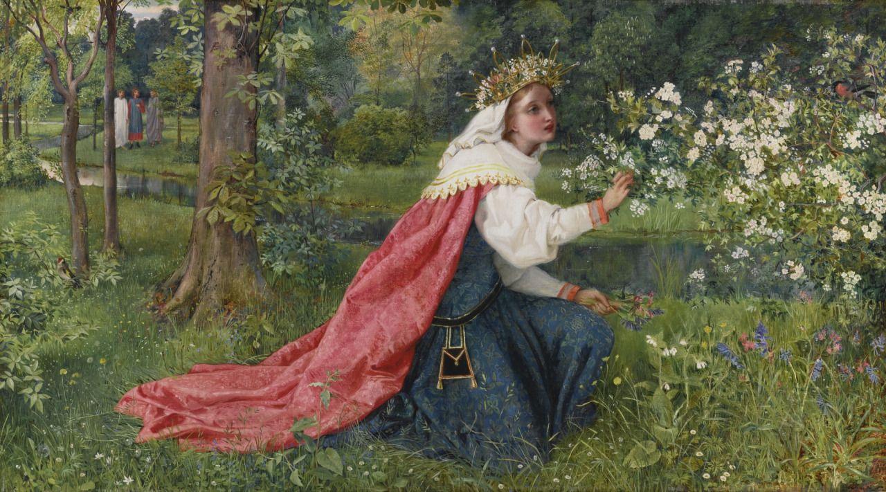 George Dunlop Leslie (1835 - 1921) - Matilda, 1859