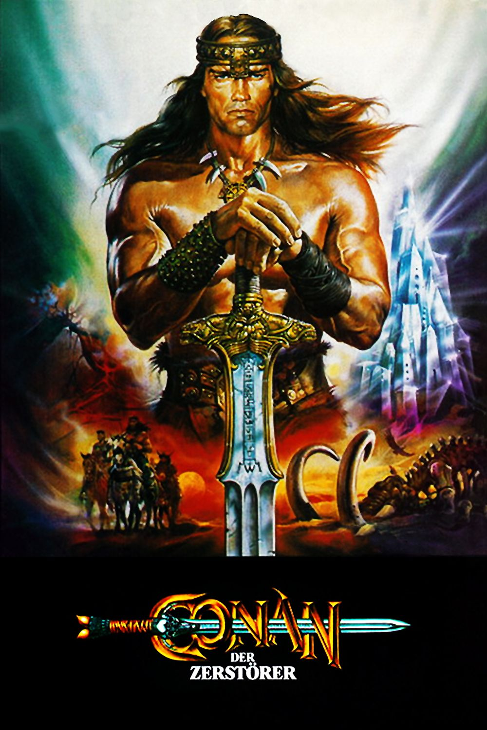 Pin by El Rome on Conan | Movie posters, Conan the