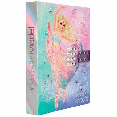 Diario Con Código Secreto Fantasymodel Ballet Marcadores De Libros Creativos Manualidades Para Boda Cocina De Juego Para Niños