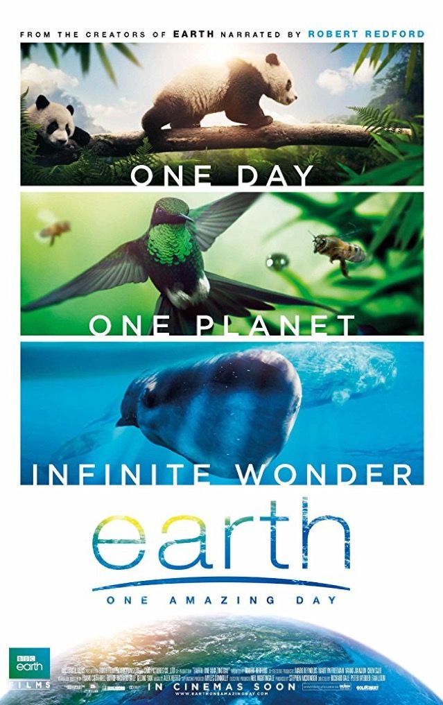 From BBC Earth Films, the studio that brought you Earth