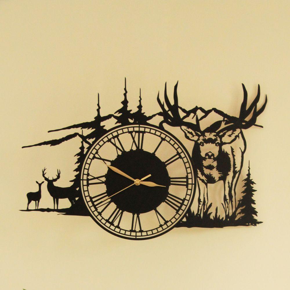 Zegar Scienny Nowoczesny Stylowy Duzy Prezent 8468270727 Oficjalne Archiwum Allegro Wall Clock Clock Decor