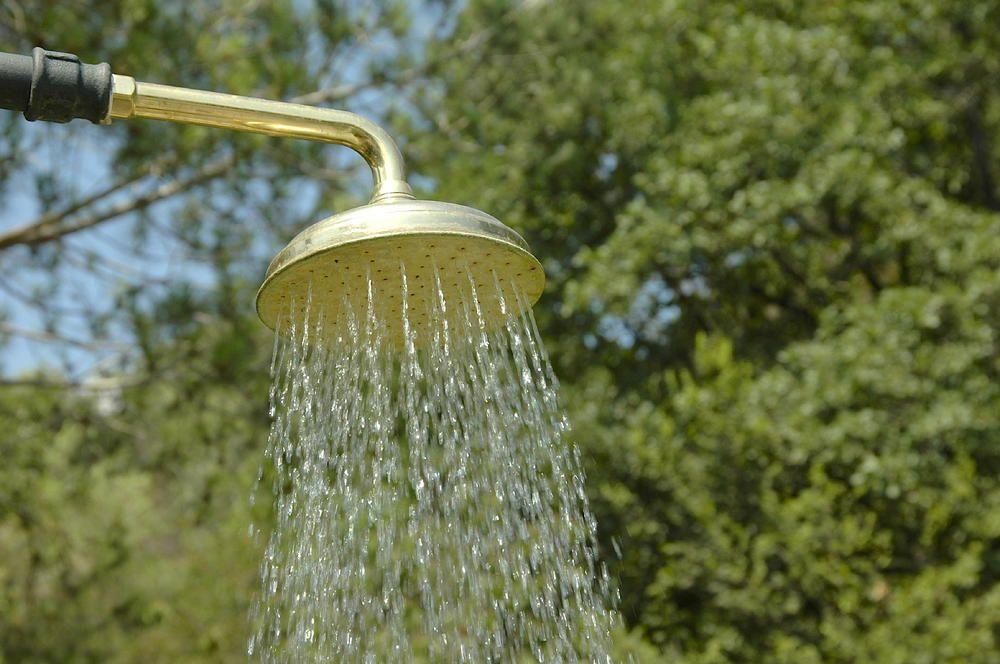 Gartendusche Planung Und Tipps Gartendusche Aussendusche Erfrischung