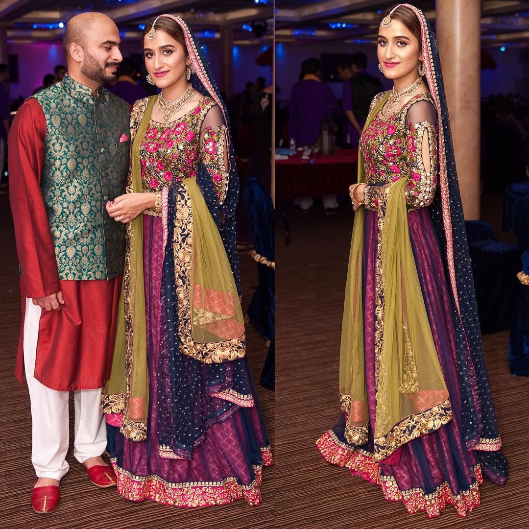 Pakistani Bridal Dresses Instagram | Lixnet AG