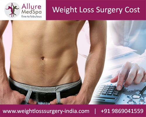 The Cost Of Weight Loss Surgery Or Bariatric Surgery Depends On The