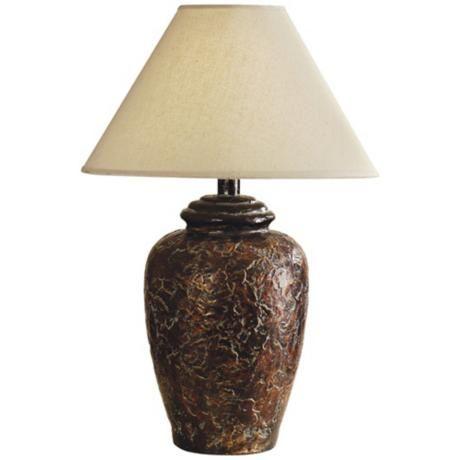 Socorro Bronze Southwest Table Lamp Cozy Den Antique