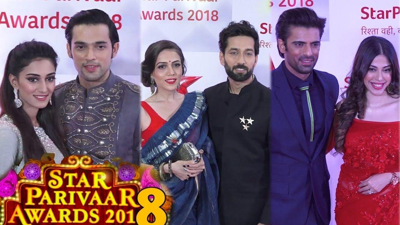 Star Parivaar Awards 2018 Full Show   Red Carpet   Star Plus Awards