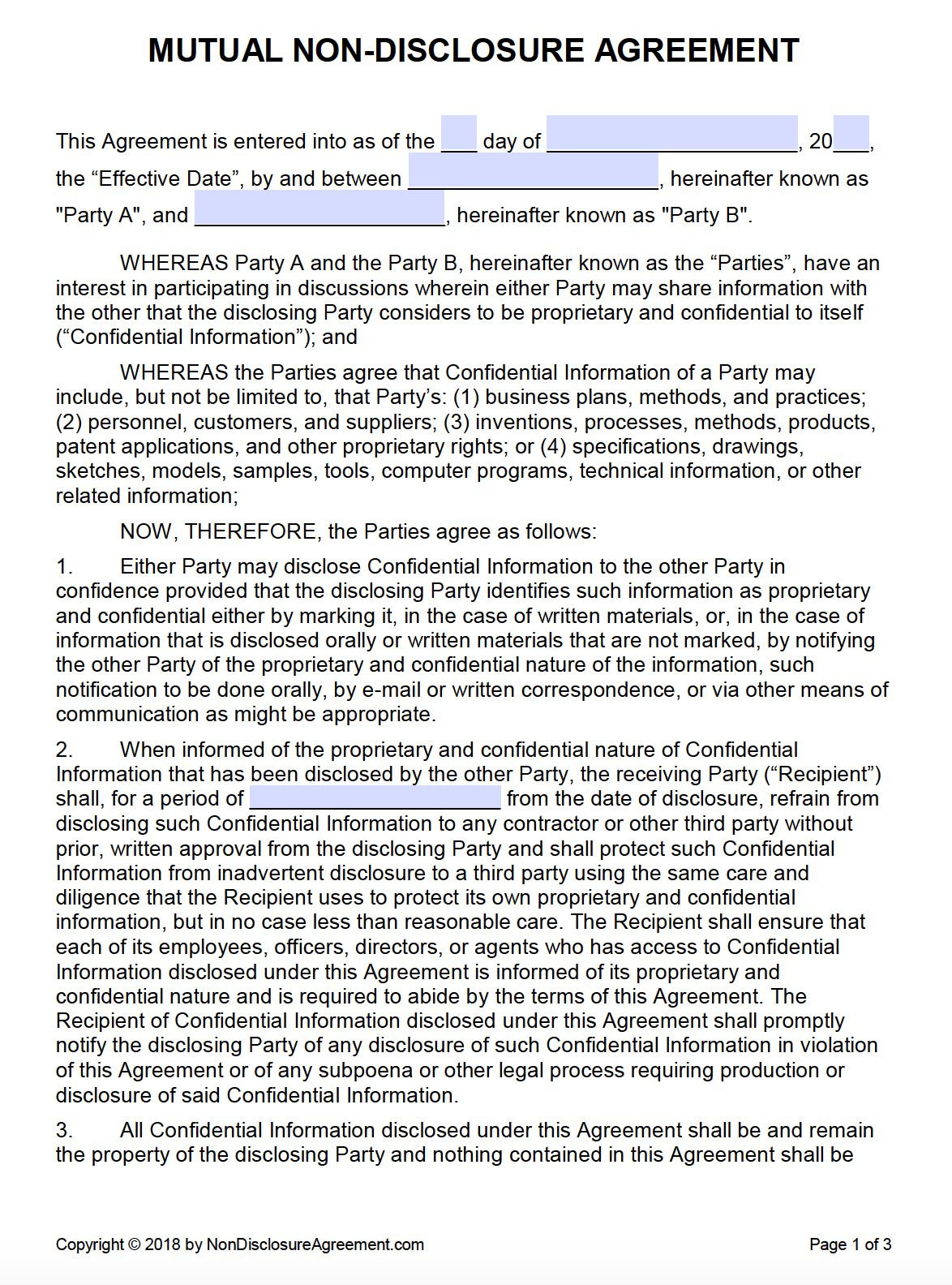 Pin By Patricia L Mouratta On Agreement Template In 2020