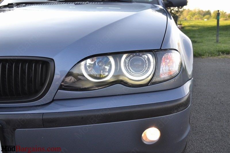 Upgraded Projector Headlight For 1999 2006 Bmw 3 Series E46 W O