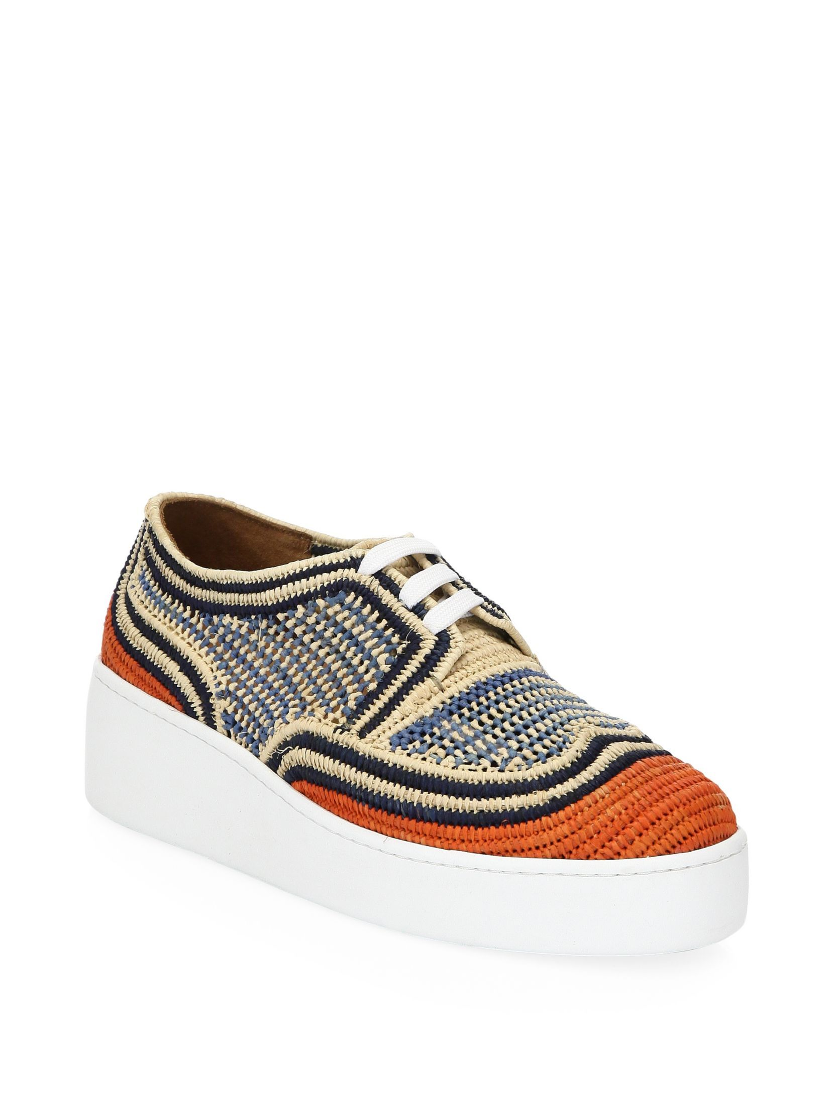 Robert Clergerie Lace up sneakers U1tp3OAM