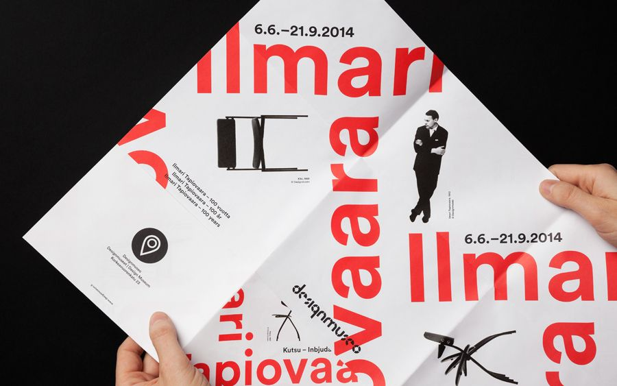 Design Museum by Bond. Fonts: Circular.