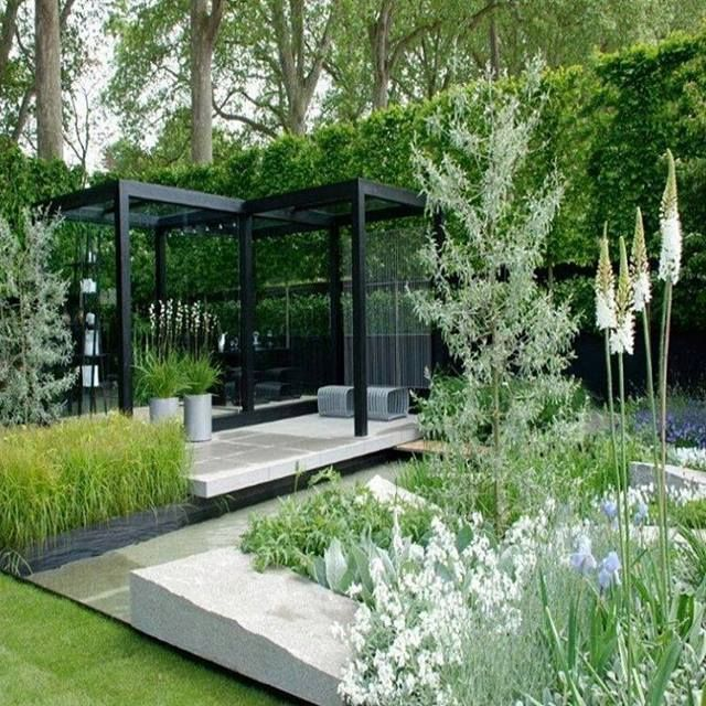 15 Outstanding Contemporary Landscaping Ideas Your Garden: 15+ Lovely Minimalist Bedroom Ideas
