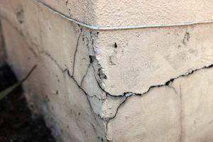 Carrollton, Texas home with cracked foundation
