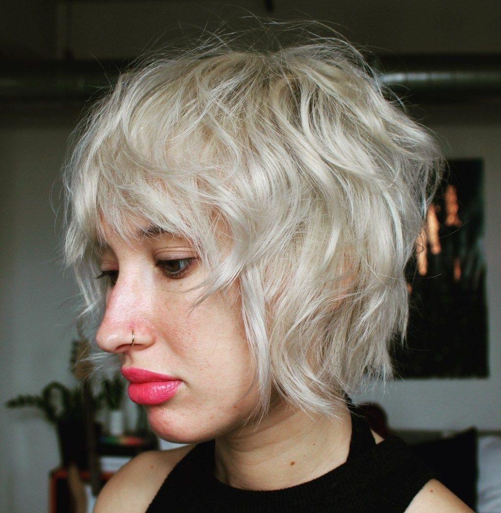 Short Shag Haircuts To Request Today Top 50 For 2019 Hair Adviser Shortshag Shag Frisuren Haarschnitt Shaggy Frisuren