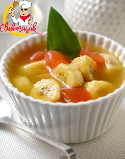 Resep Camilan Dan Teh Herbal Kolak Ubi Club Masak Resep Resep Masakan Masakan