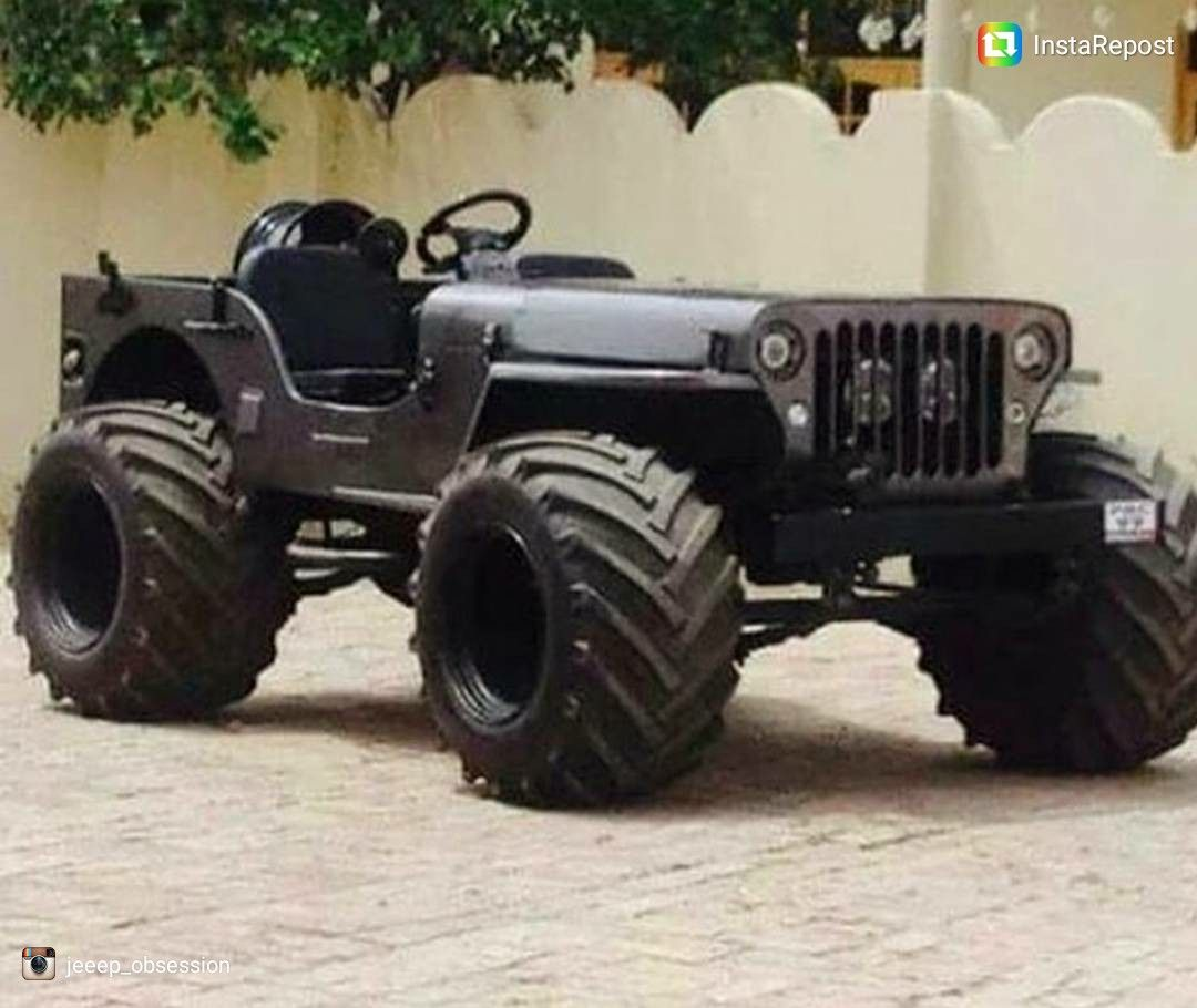 Mahindra Open Jeep Punjab Modified All India Jaipur Cars 20