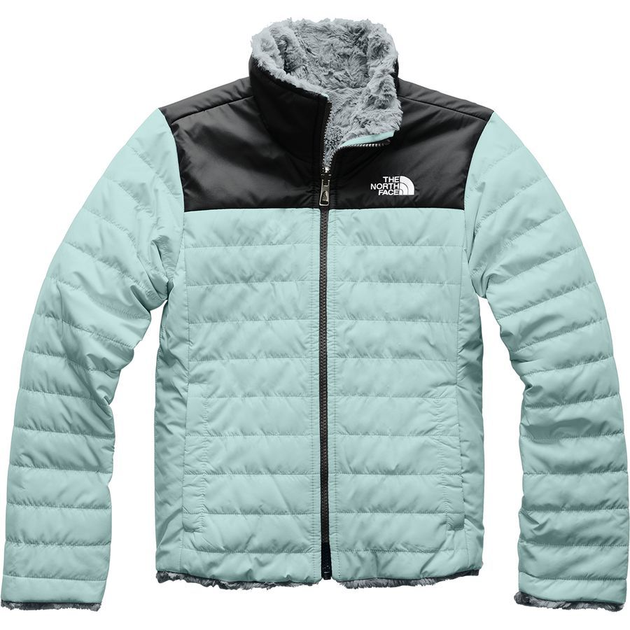 The North Face Mossbud Swirl Reversible Jacket Girls Backcountry Com North Face Jacket Womens North Face Jacket The North Face [ 900 x 900 Pixel ]
