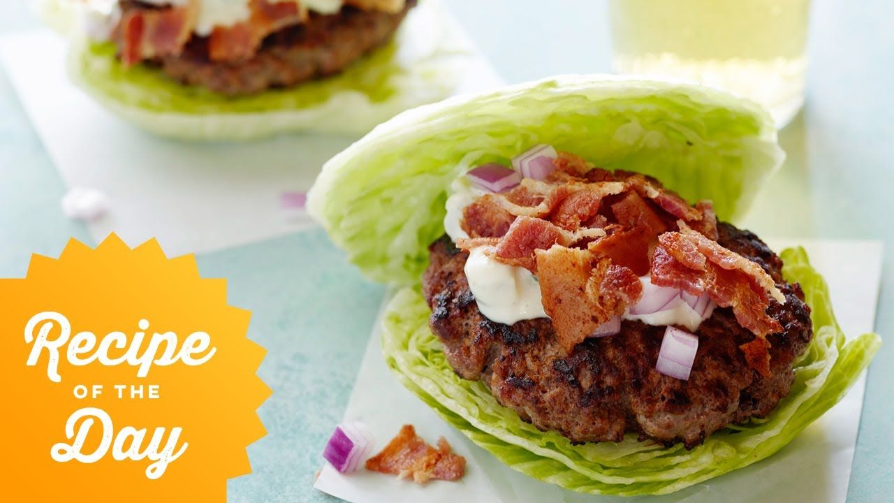 Recipe of the day no bun wedge salad burgers food network l recipe of the day no bun wedge salad burgers food network l forumfinder Image collections