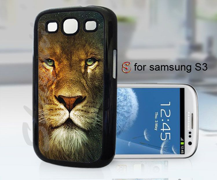 the Lion Face - design case for samsung
