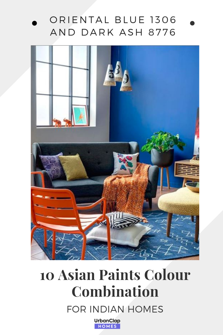 Warm Earthy Tones Work Best For A Traditional Indian Home Combos Of Dark Purple With Yellow E Wall Texture Design Asian Paints Wall Designs Asian Paint Design