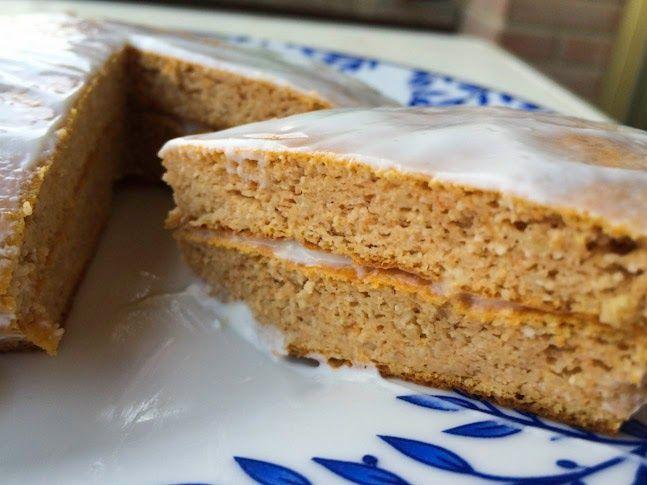1 REFLEJO EN EL ESPEJO + #VIVESANO +: Carrot Cake Fit II