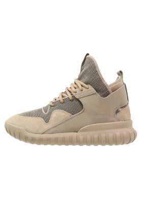 save off 2730d 1e465 adidas Originals TUBULAR X - Sneaker high - sand - Zalando ...