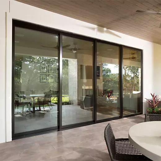 Contemporary Sliding Doors Renewal By Andersen In 2020 Sliding Doors Home Design Floor Plans Andersen Sliding Doors